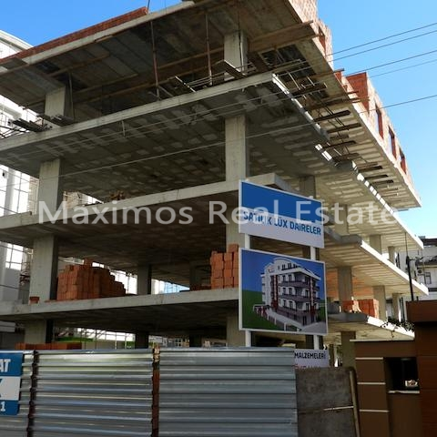 Antalya Exclusive City Center Flats For Sale photos #1