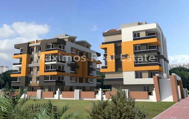 Real Estate Property In Liman Antalya With Installments Plan photos #1