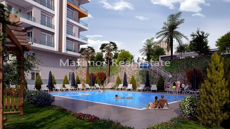 Affordable and luxury flat Antalya  photos #1