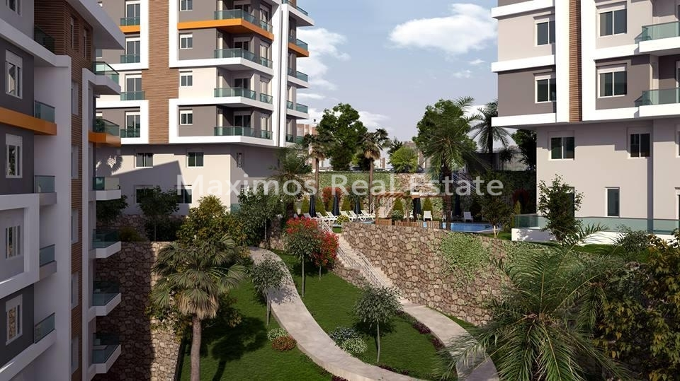 Affordable and Luxury Flat in Antalya for Sale photos #1