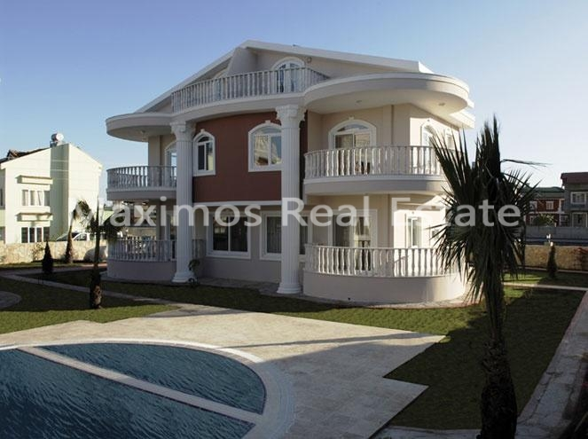 Semi-Detached Villa In Belek For Sale With 50% Less Price photos #1
