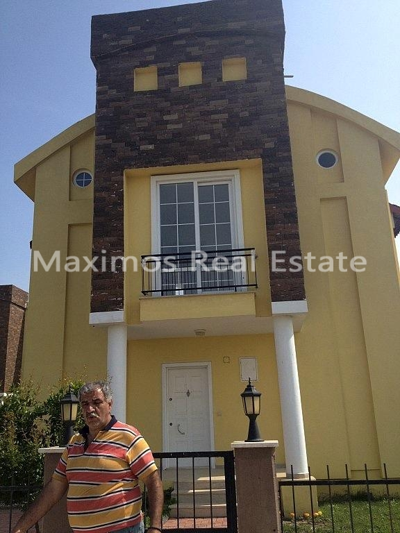 Buy villa at the seaside in Antalya Turkey photos #1