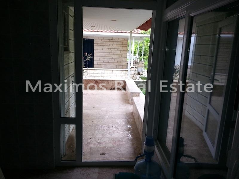 Detached Villa For Sale With Sea View In Belek Bogazkent photos #1