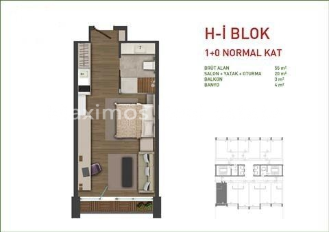 Buy Modern Property in Istanbul Turkey photos #1
