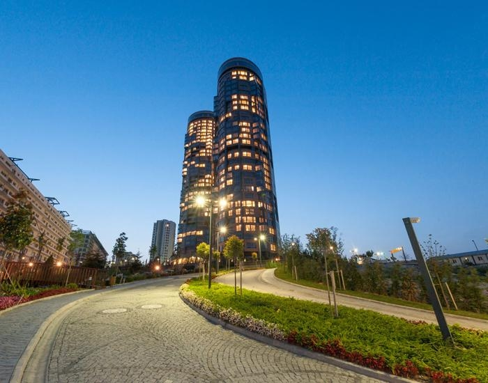 Buy sea view apartment Istanbul near city center photos #1