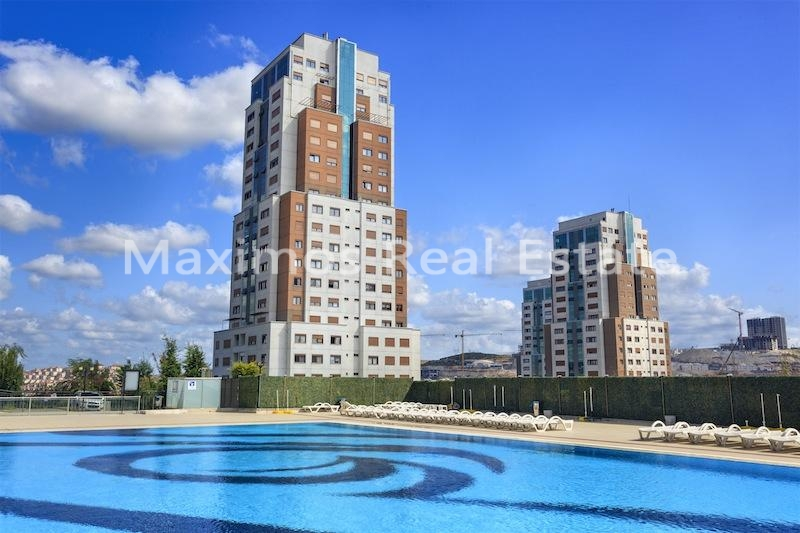 Big-Sized Apartment For Sale In Istanbul | Turkish Apartments | Maximos photos #1
