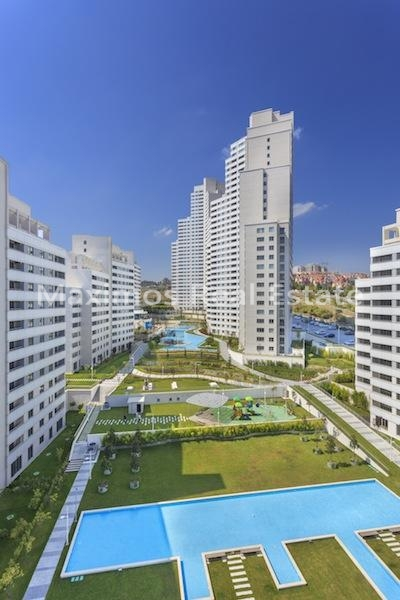 Apartments In Istanbul Bahçeşehir With Rich Infrastructure photos #1