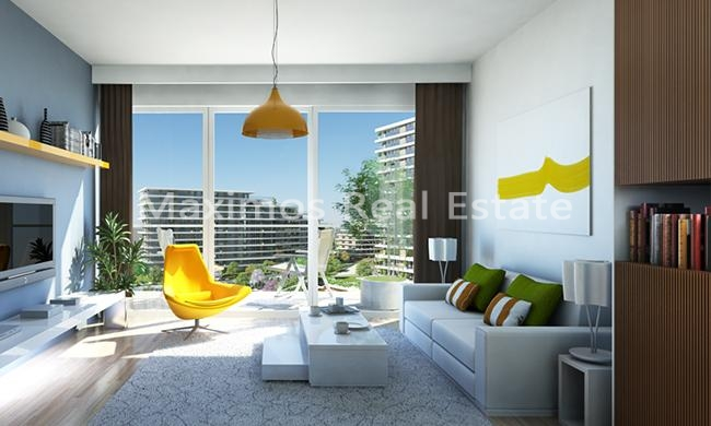 Istanbul luxury apartments in towers for sale photos #1