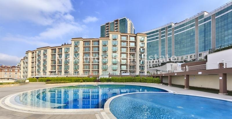 Maximos Sea View Flats For Sale In Istanbul | Maximos Sea View Homes photos #1