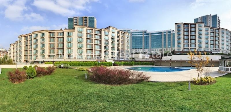 Sea view flats for sale in Istanbul photos #1
