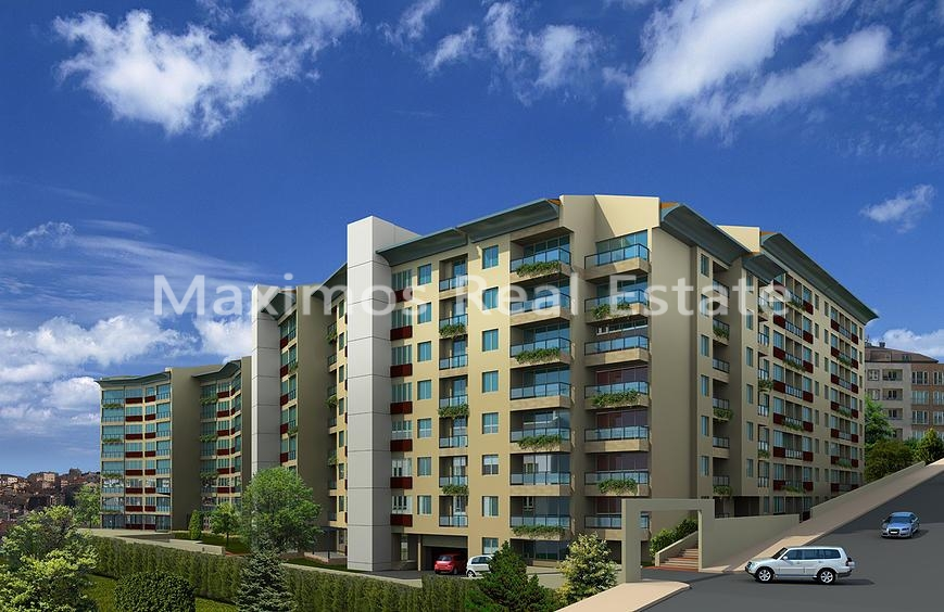 Apartments for sale in the center of Istanbul photos #1