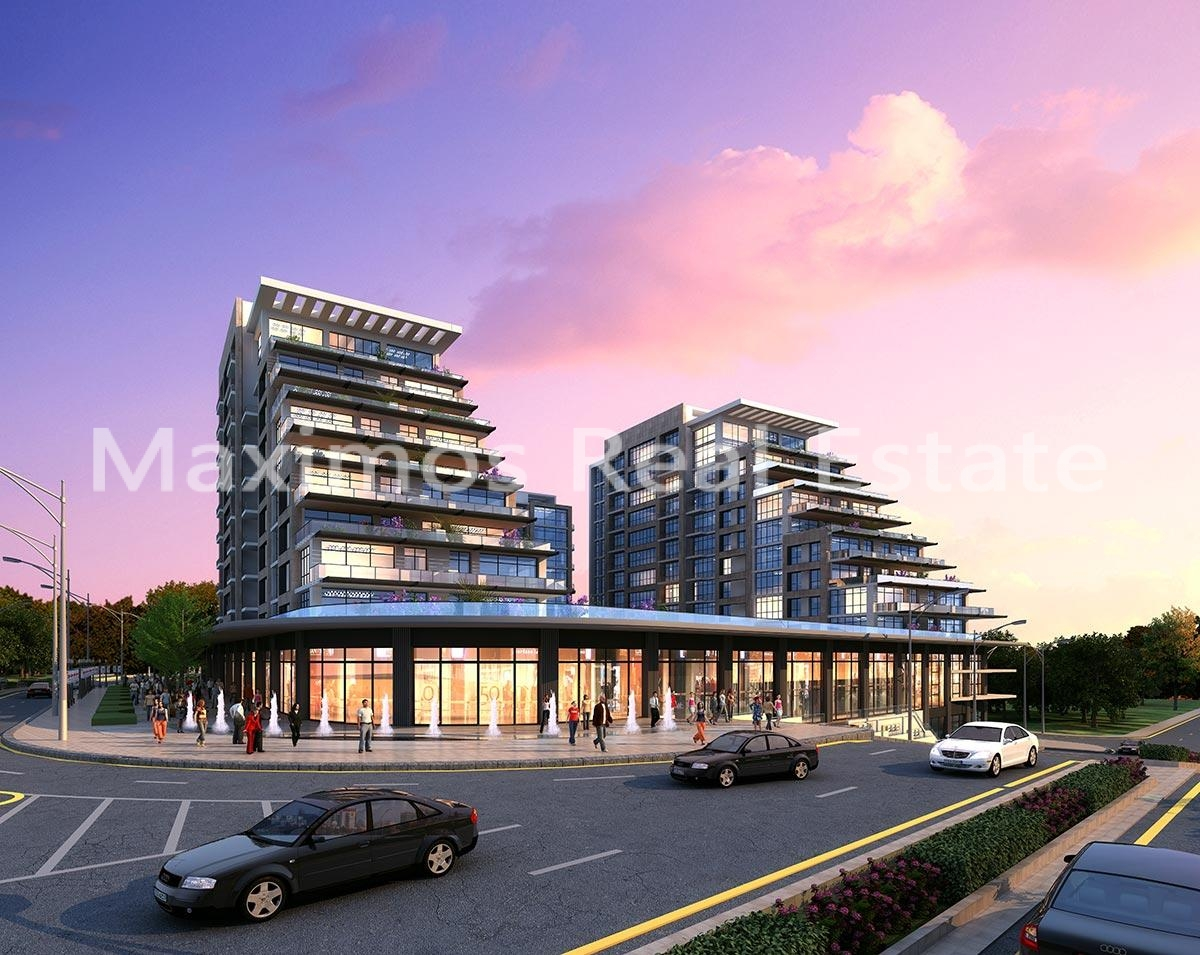 Sea View Flats For Sale In Istanbul Turkey | Istanbul Sea View Flats photos #1