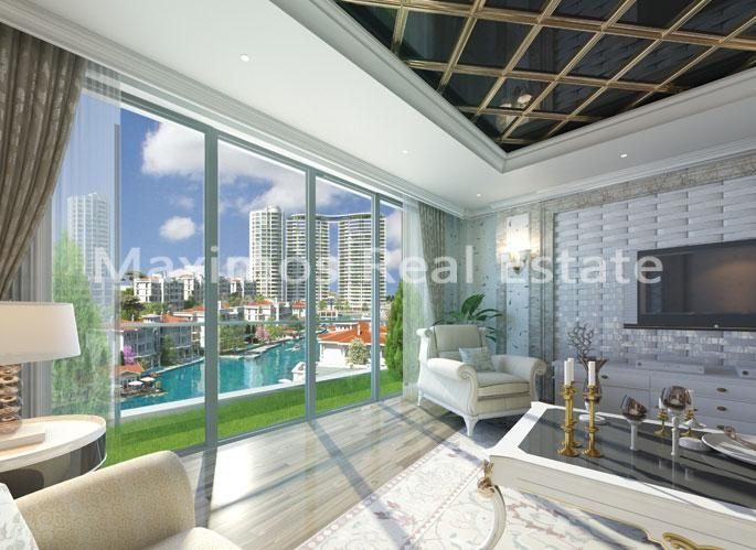 Buy luxury apartment Istanbul Turkey photos #1