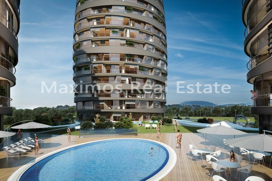 Istanbul sea view apartment for sale photos #1