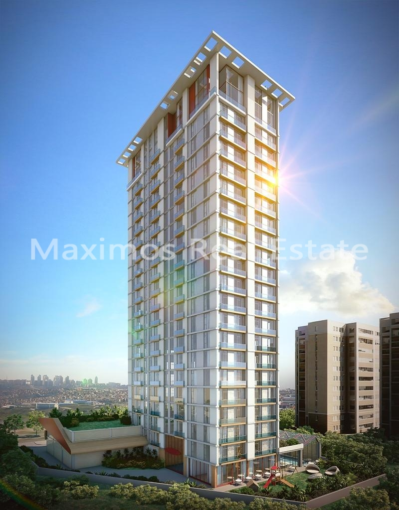 Quality Apartments in Istanbul for Sale | Maximos Apartments photos #1