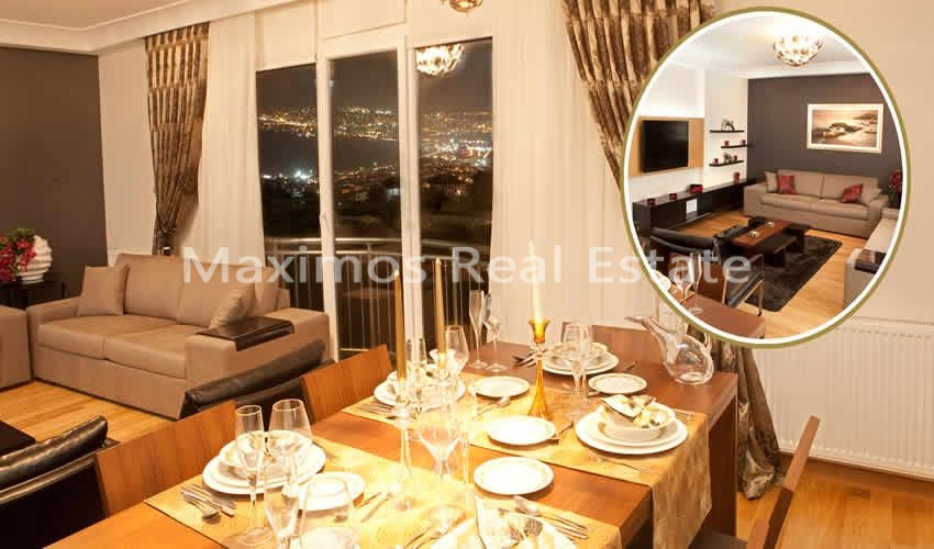 Exclusive real estate Istanbul European side photos #1