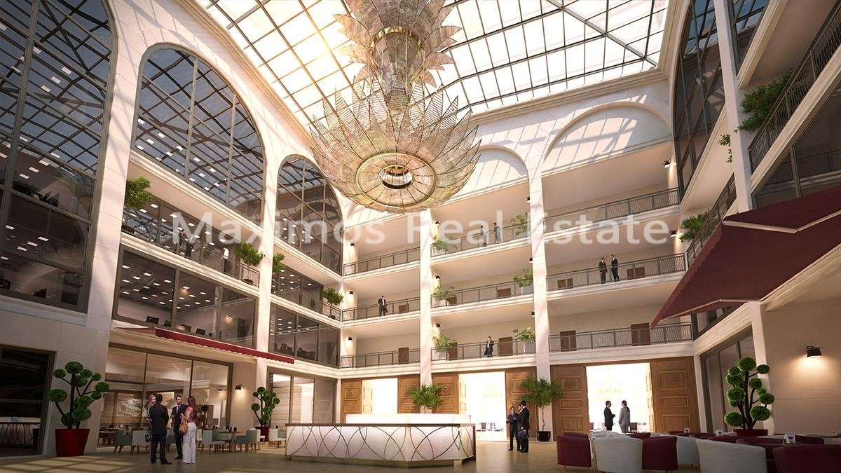 Istanbul Turkey apartments and offices for sale photos #1