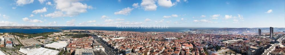 Sea View Apartment Istanbul for Sale by Maximos Real Estate photos #1