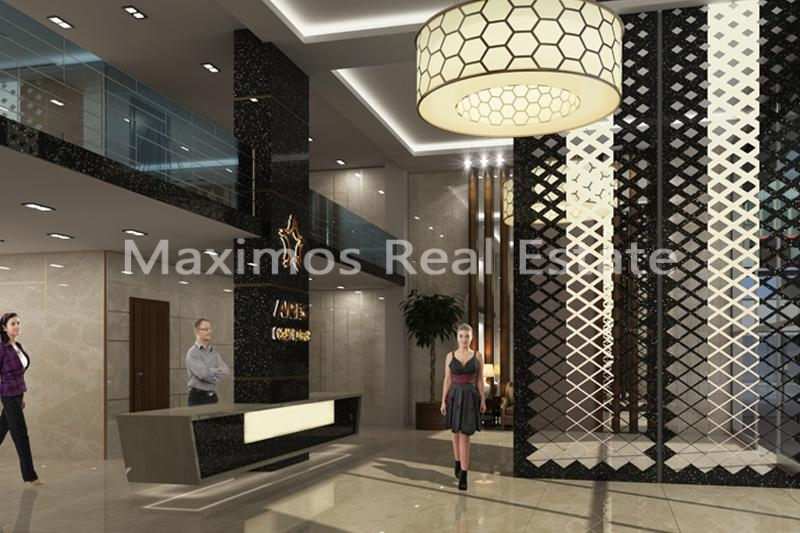 INSTALLMENT PROPERTIES FOR SALE IN ISTANBUL BY MAXIMOS photos #1