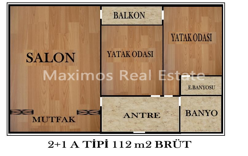 Real Estate Apartment in Istanbul Turkey photos #1