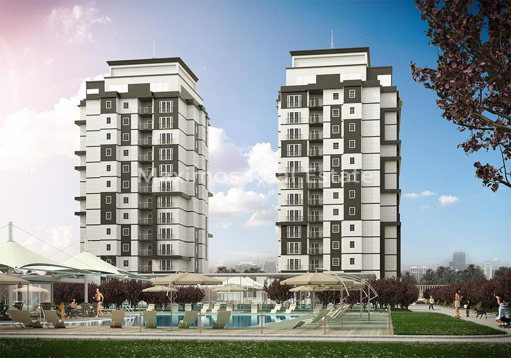 Istanbul Arnavutköy Luxury Flats For Sale | Arnavutköy Real Estate photos #1