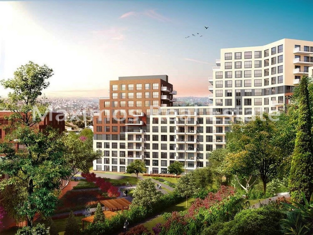 Apartments For Sale In Eyup, Istanbul,Turkey - Real Estate Belek photos #1