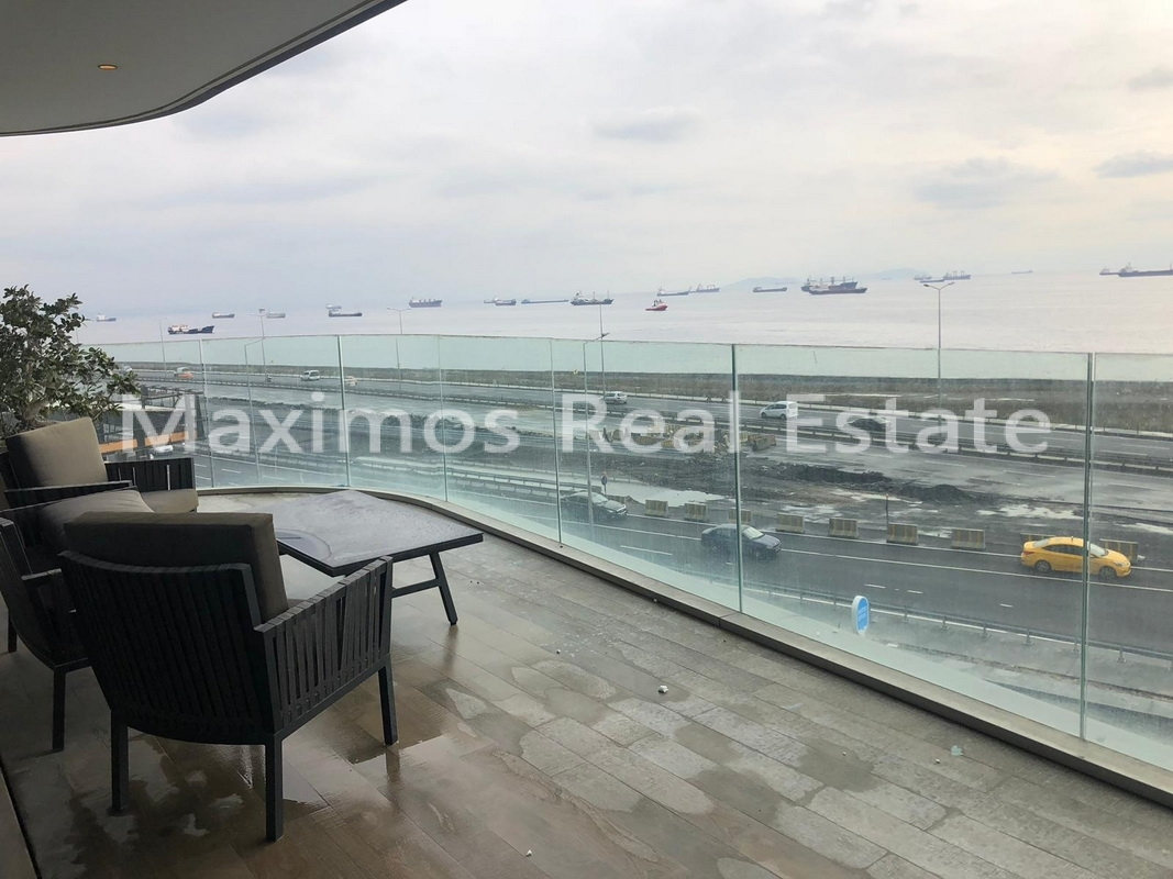 Seafront Apartments for sale in Istanbul photos #1
