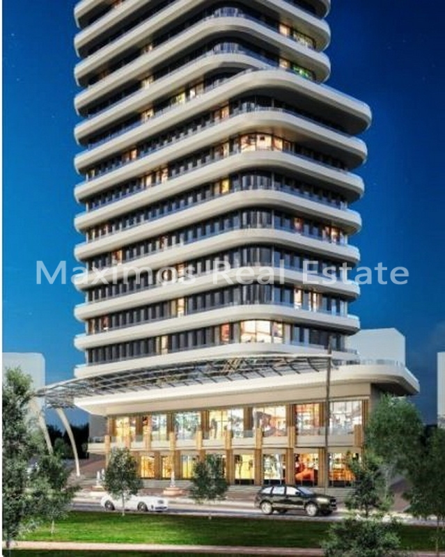 Sea view apartments for sale by installments, Avcilar, Istanbul photos #1
