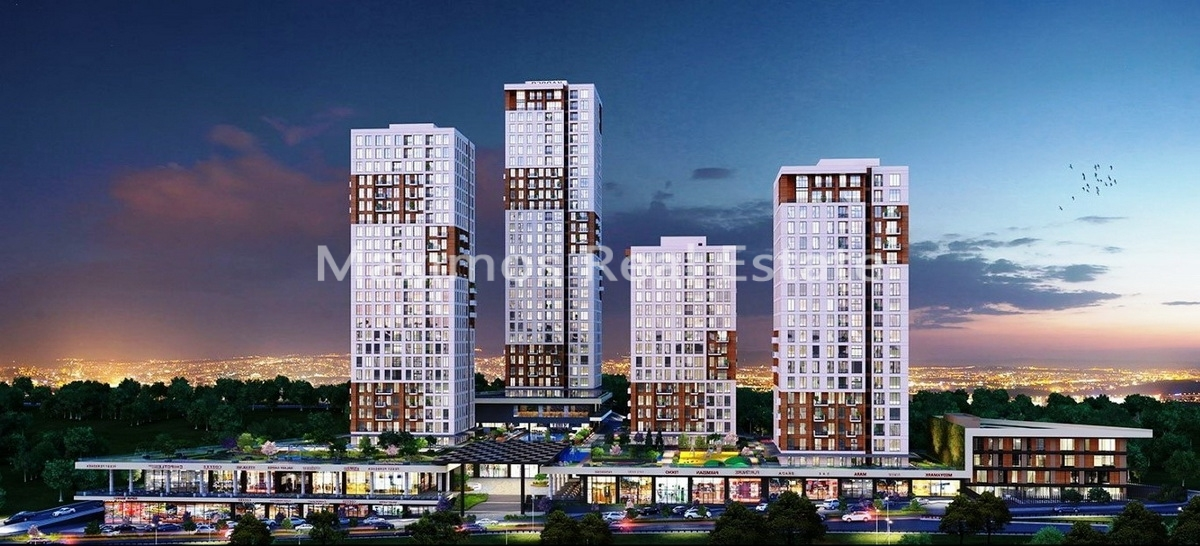 Apartments for sale in Esenyurt Istanbul photos #1