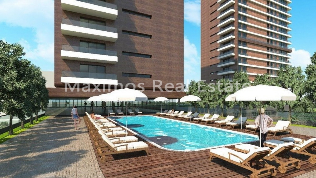 Apartments For Sale in Basin Ekspres in Istanbul photos #1