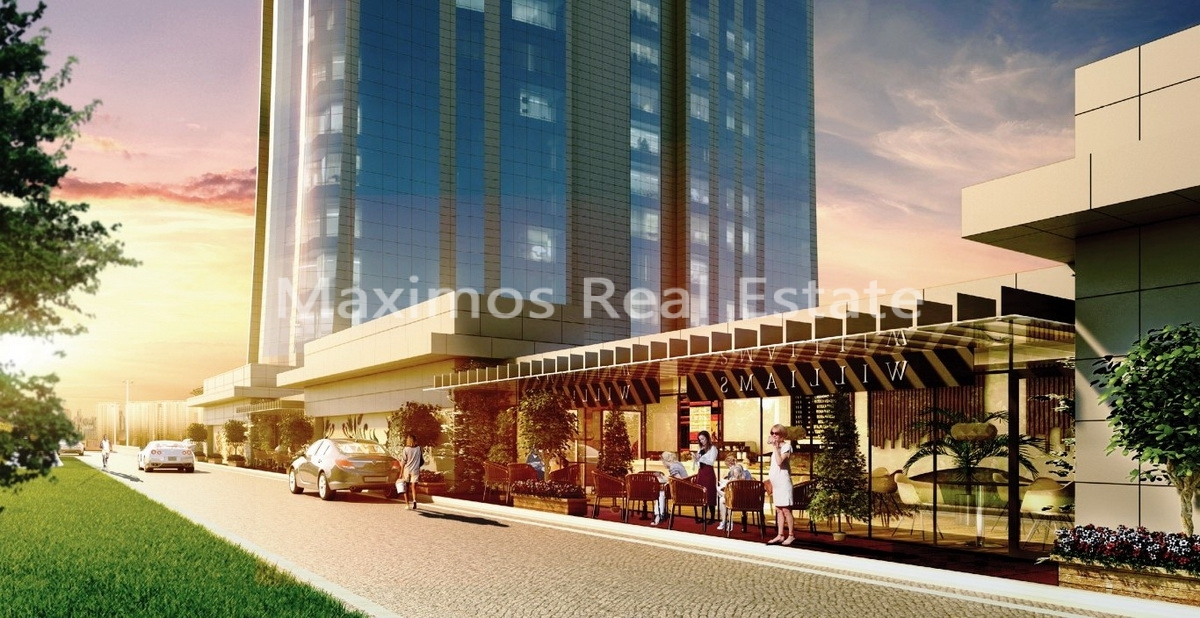 Hotel apartments for sale in Basin Ekspres photos #1