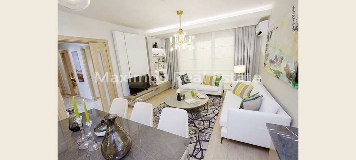 Apartments for Sale in Istanbul at Affordable Prices photos #1