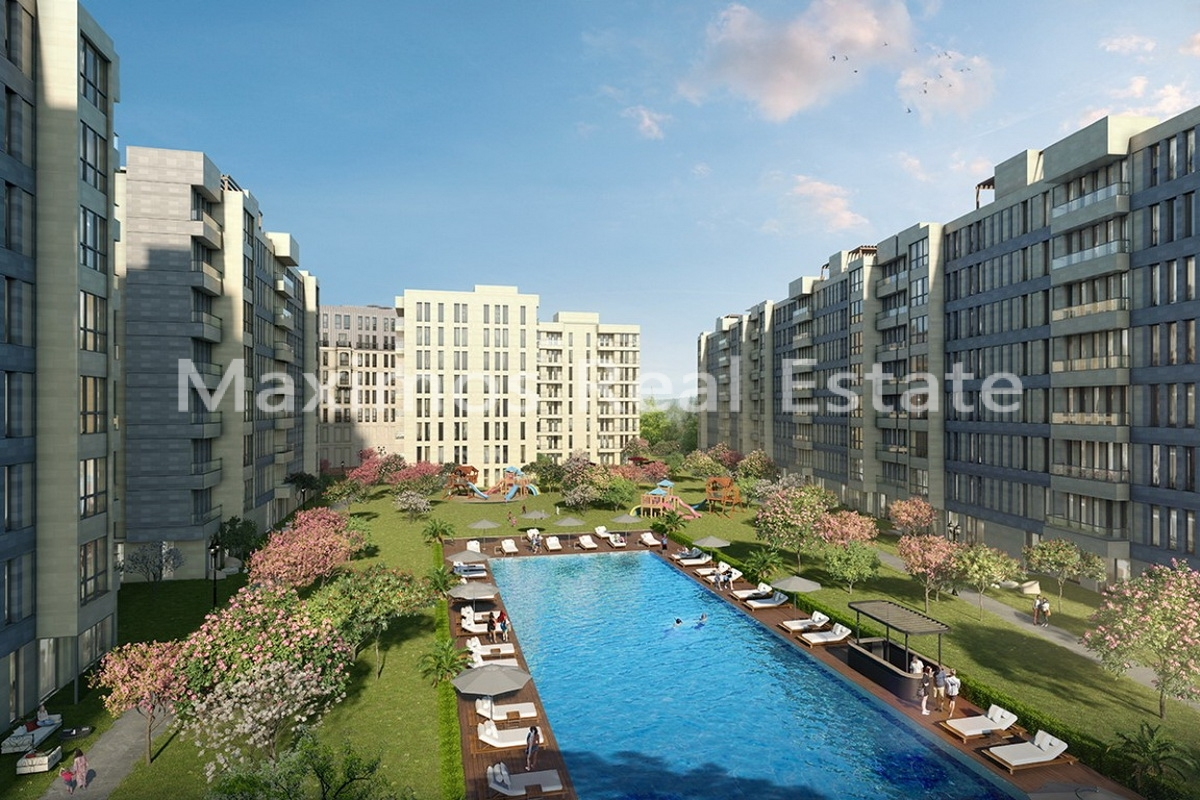 Convenient Apartments for Sale in Bahcesehir photos #1