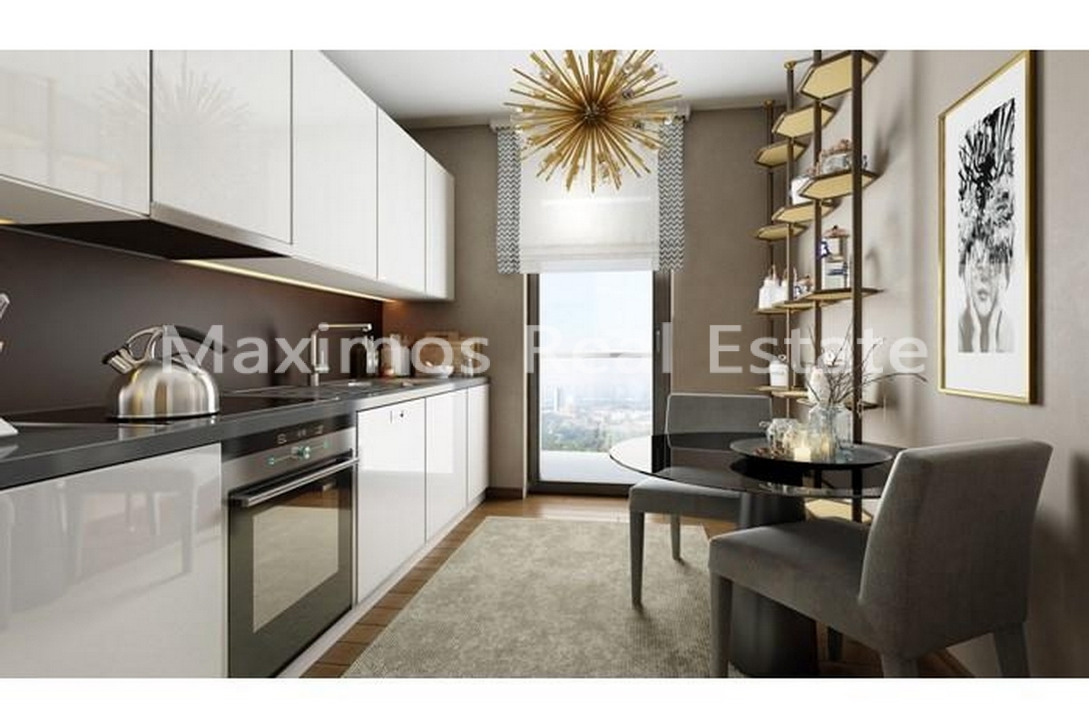 Luxury Apartments Properties For Sale In Basin Ekspres photos #1