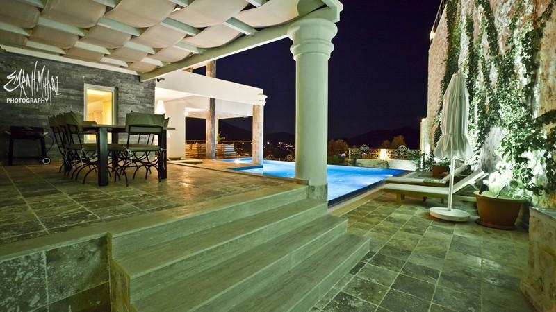 Beautiful Real Estate Villa With A Direct Sea View In Turkey photos #1