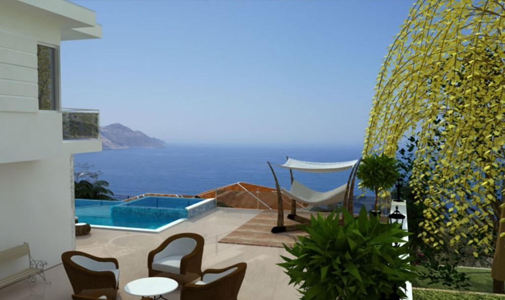Brand New Fully Furnished Luxury Villa For Sale In Kas photos #1