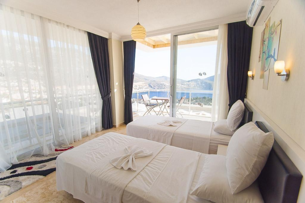 Villa For Sale With Panoramic Sea View For Sale In Kalkan Turkey photos #1