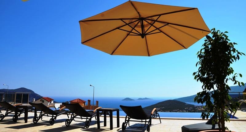 Buy sea view villa Turkey Kalkan photos #1