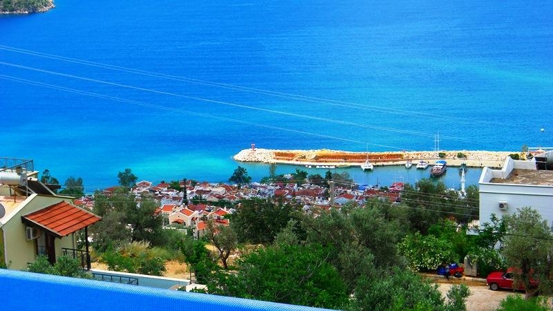 Luxury house with sea view Turkey photos #1