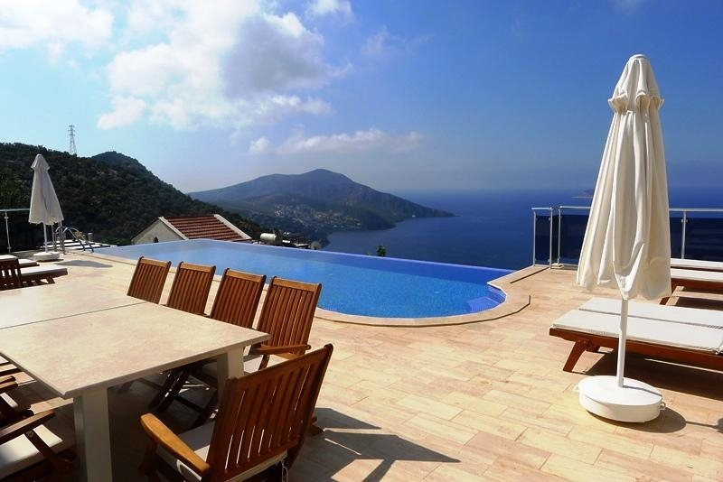 Luxury villa Kalkan Turkey for sale photos #1