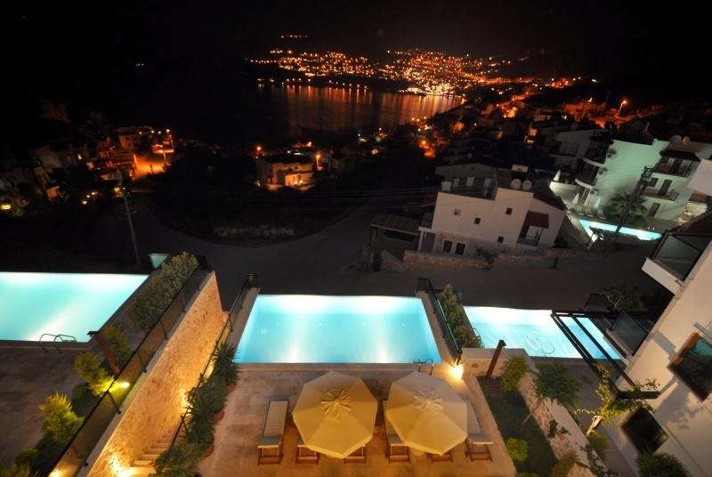 Villa With Stunning Sea View And Nature View For Sale In Kalkan photos #1