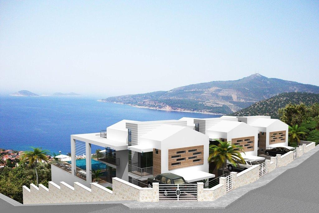 Seaview house for sale in Turkey photos #1