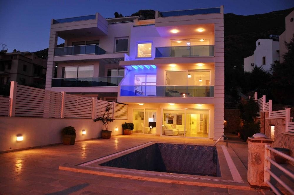 Magnificent Villa With Sea View For Sale In Kalkan Turkey photos #1
