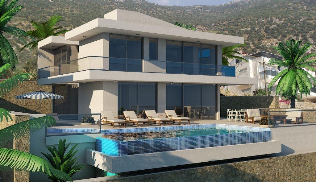 Seaview Turkish Villa For Sale In Turkey Kalkan  photos #1