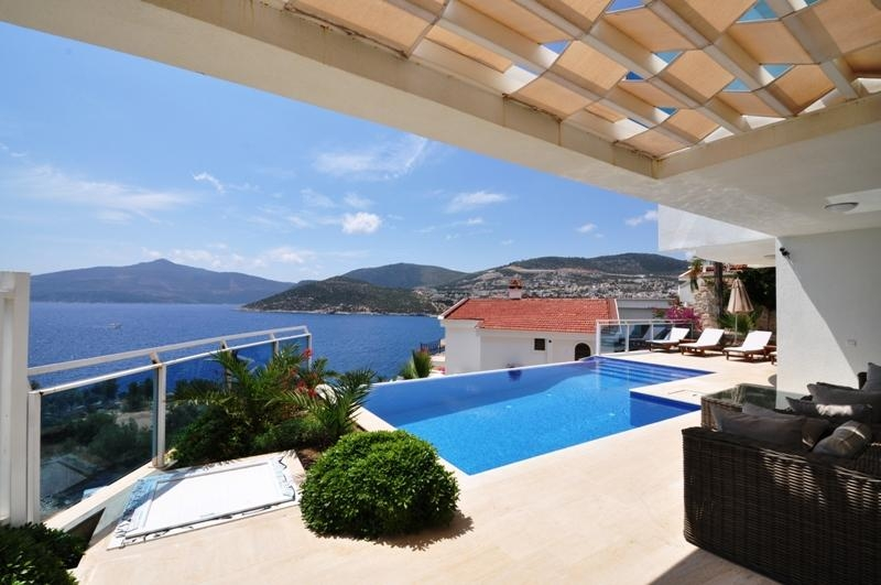 Buy sea view house Turkey photos #1