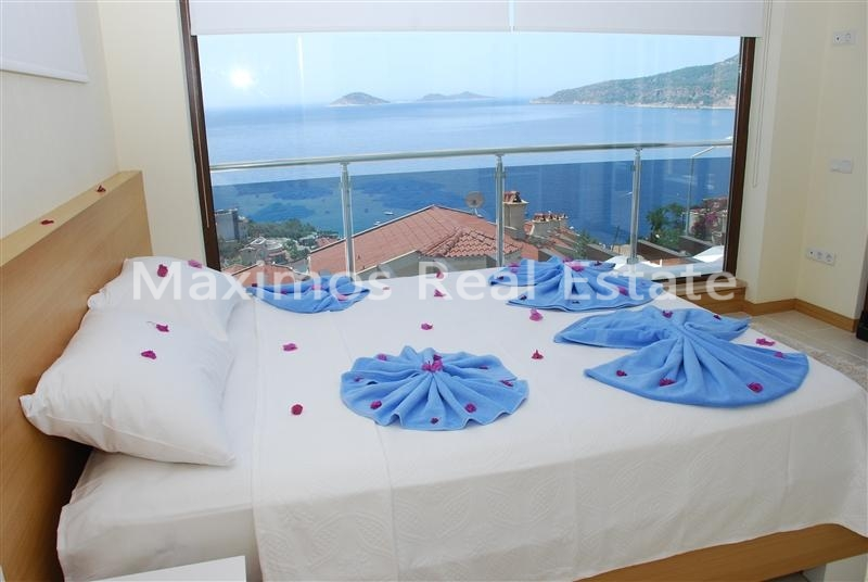 Beautiful villa for with sea view Turkey photos #1