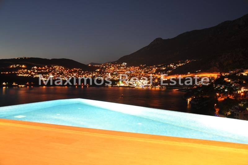 Exclusive luxury villa Kalkan Turkey photos #1