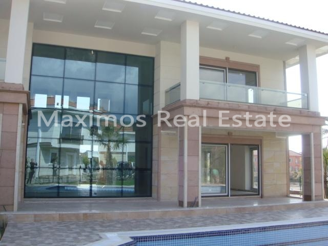 Buy Villa In Kemer In A Luxury Residence Close To The Beach photos #1