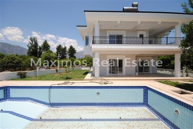 Duplex Villas With Seaview For Sale In Kemer photos #1