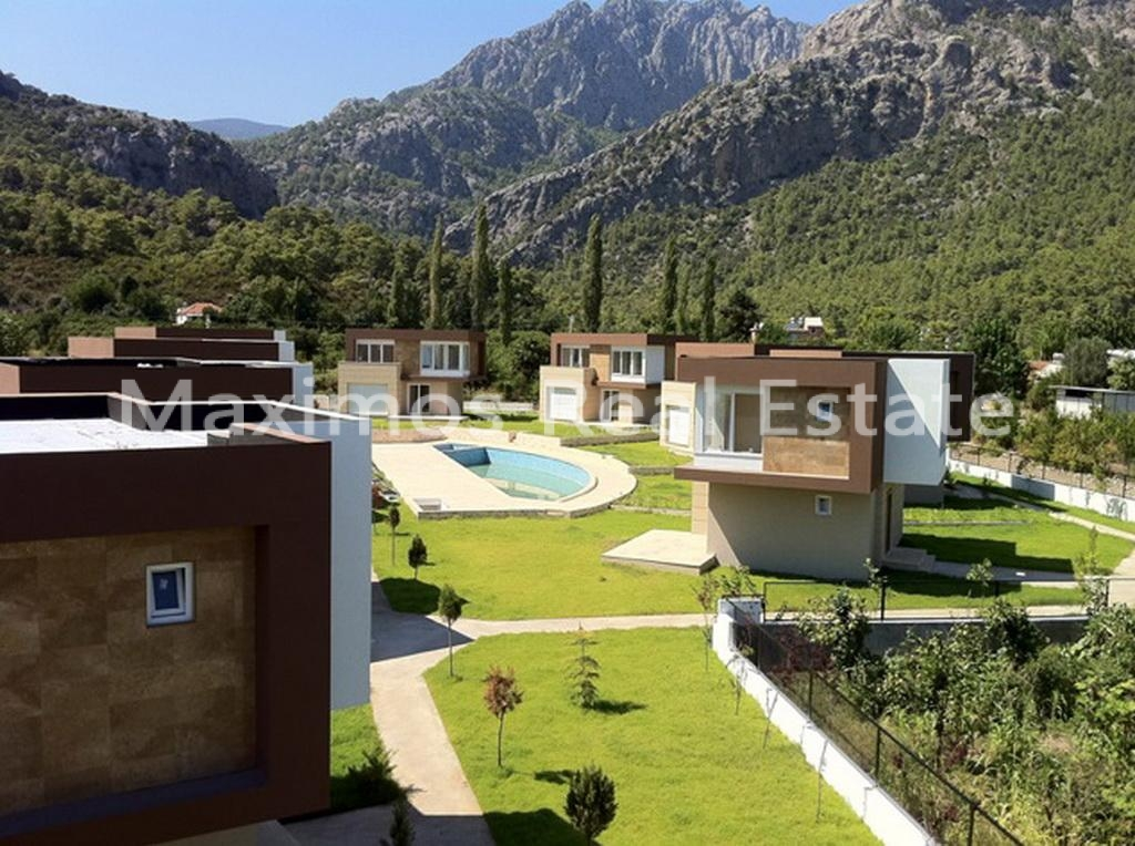 Villa for sale in Kemer photos #1